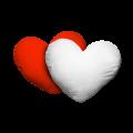 Herz-Fotokissen inkl. Füllung mit Ihrem Foto bedruckt